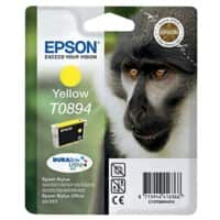 Epson T0894 Original Ink Cartridge C13T08944011 Yellow