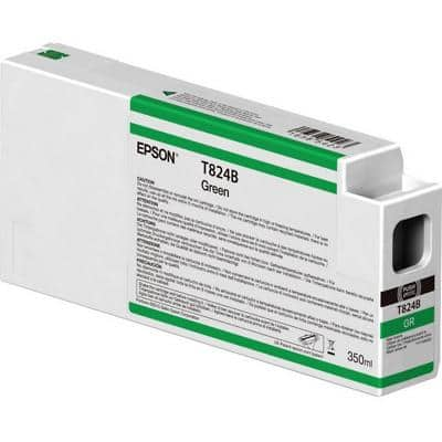 Epson T824B Original Ink Cartridge C13T824B00 Green
