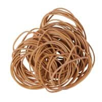 Office Depot Rubber Bands Ø 40 mm 1.5 x 60 mm 500 g