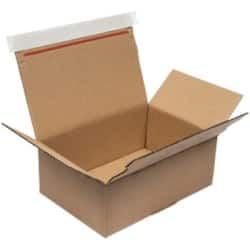 Blake Recycled Postal Box Kraft 130 x 210 x 180 mm 20 pieces