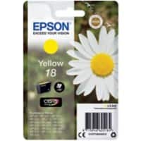 Epson 18 Original Ink Cartridge C13T18044012 Yellow