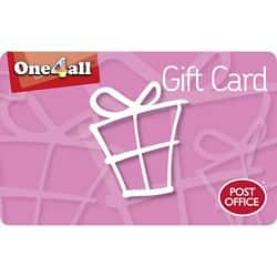 One4all Gift Card Pink £10