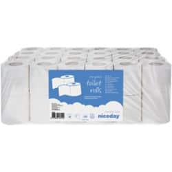 Niceday Toilet Paper Natural 2 ply 48 rolls of 200 sheets