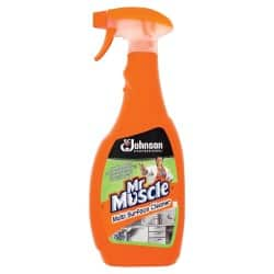 Mr Muscle Multi-Purpose Cleaner Professional fragrance free 750 ml