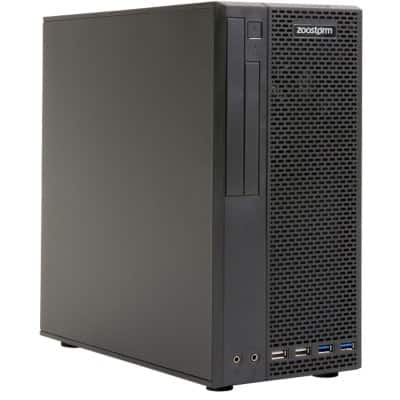 Zoostorm Desktop PC Elite Intel I5-7400 HD Graphics 630 No OS
