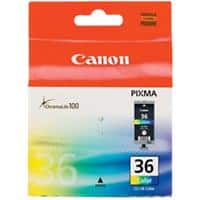 Canon CLI-36C/M/Y Original Ink Cartridge 3 Colours