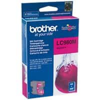 Brother LC980M Original Ink Cartridge Magenta