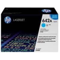 HP 642A Original Toner Cartridge CB401A Cyan