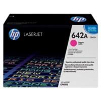 HP 642A Original Toner Cartridge CB403A Magenta