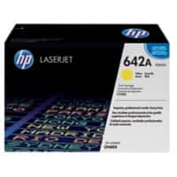 HP 642A Original Toner Cartridge CB402A Yellow