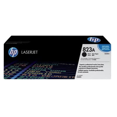 HP 823A Original Toner Cartridge CB380A Black