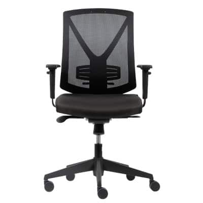 Realspace Karl Office Chair Black