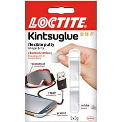 Loctite Putty White 3 pieces