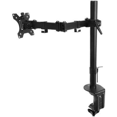 ewent EW1510 LCD Desk Support 480 x 120 x 600mm Black