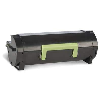 Lexmark 500HA Original Toner Cartridge 50F0HA0 Black