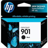 HP 901 Original Ink Cartridge CC653AE Black