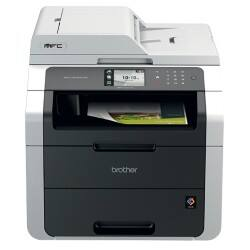 Brother MFC-9140CDN colour laser all-in-one printer