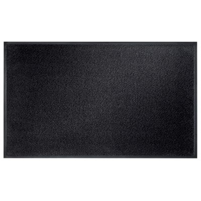 Office Depot Internal Use Floormat 900 mm x 1500 mm Black