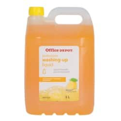 Office Depot Dishwashing Liquid lemon 5 l