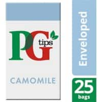 PG tips Camomile Tea Bags Pack of 25