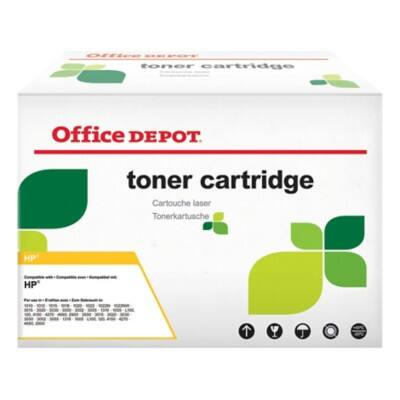 Office Depot Compatible HP 502A Toner Cartridge Q6471A Cyan