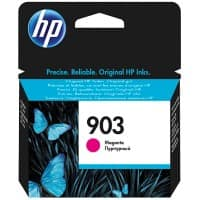 HP 903 Original Ink Cartridge T6L91AE Magenta