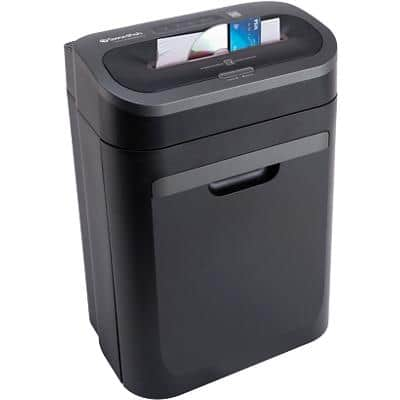 Swordfish 2000XCD - Plus Cross-Cut Shredder Security Level P-4 20 Sheets