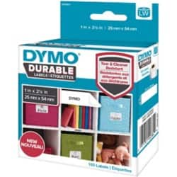 DYMO Multi Purpose Labels 1976411 25 x 54 mm White