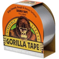 Gorilla Duct Tape 48 mm x 11 m Silver 11 m