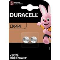 Duracell Button Cell LR44B2 Batteries 4LR44 1.5V Alkaline 2 Pieces