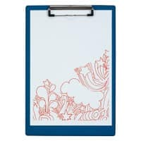 Office Depot Clipboard Blue A4 34 x 23.5 cm PVC