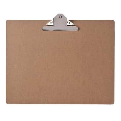 Office Depot Clipboard Brown A3 44 x 34 cm