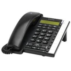 BT Converse 2300 Corded Telephone Wall-Mountable Black