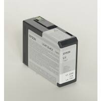 Epson T5808 Original Ink Cartridge C13T580800 Matte Black