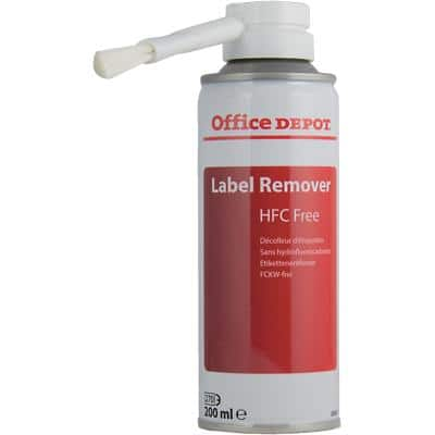 Office Depot Label Remover LCL200 18.5 cm 200 ml