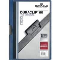 DURABLE Clip File Duraclip 60 Dark Blue