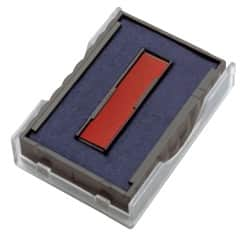 Trodat Ink Pad 6/4750/2 Blue, Red 2 pieces
