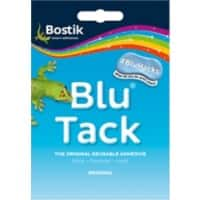 Bostik Blu-Tack Original Blue 64 g