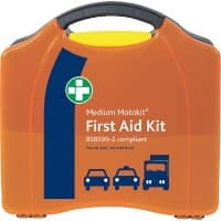 Reliance Medical First Aid Kit Compact 7.99 x 6.5 x 8.27 cm