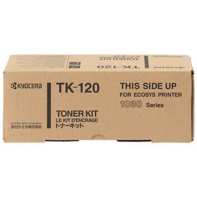 Kyocera TK-120 Original Toner Cartridge Black