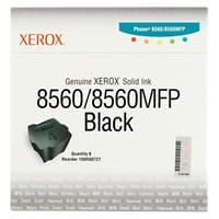 Xerox 108R00727 Original Solid Ink Stick Black Pack of 6
