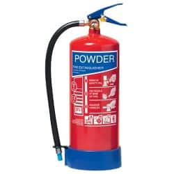 6 kg ABC Powder Refillable Fire Extinguisher