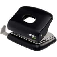 Rapid 2 Hole Punch Eco Black 20 Sheets