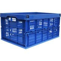 Viso Storage Box Blue 36 x 53.5 x 28 cm