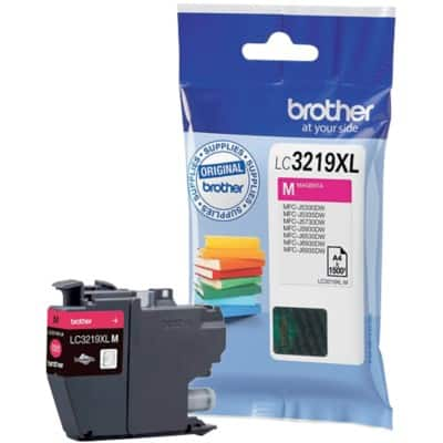 Brother LC3219XLM Original Ink Cartridge Magenta