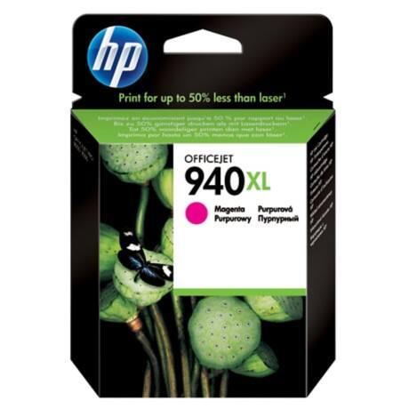 HP 940XL Original Ink Cartridge C4908AE Magenta