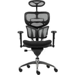 WorkPro galaxy mesh, fabric Office Chair Black