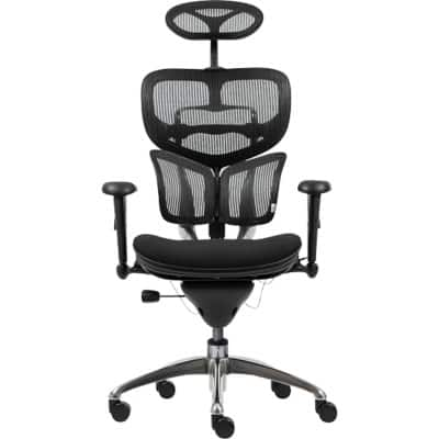 Office Chairs.Workpro Galaxy Office Chair Black