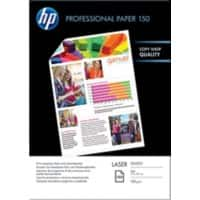 HP Professional Laser Paper A4 150gsm White 150 Sheets