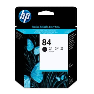 HP 84 Original Black Print Head C5019A